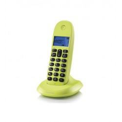 Telef. Inal. Motorola C1001LB+ Lima Manos Libres
