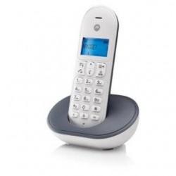 Telef. Inal. Motorola T101 Gris Manos Libres