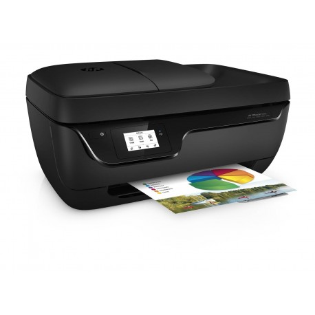 Impresora Multifuncion Hp 3832 AIO Officejet Wifi