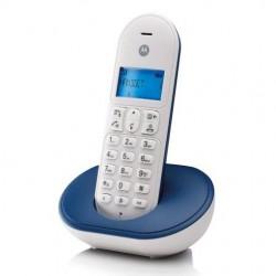 Telef. Inal. Motorola T101 Azul Manos Libres