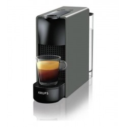 Cafetera Krups Nespresso Mini Essenza XN110 BPR5 Gris 19 Bar