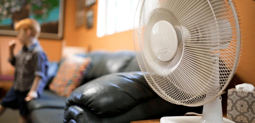 refrescar tu hogar cuando suben las temperaturas