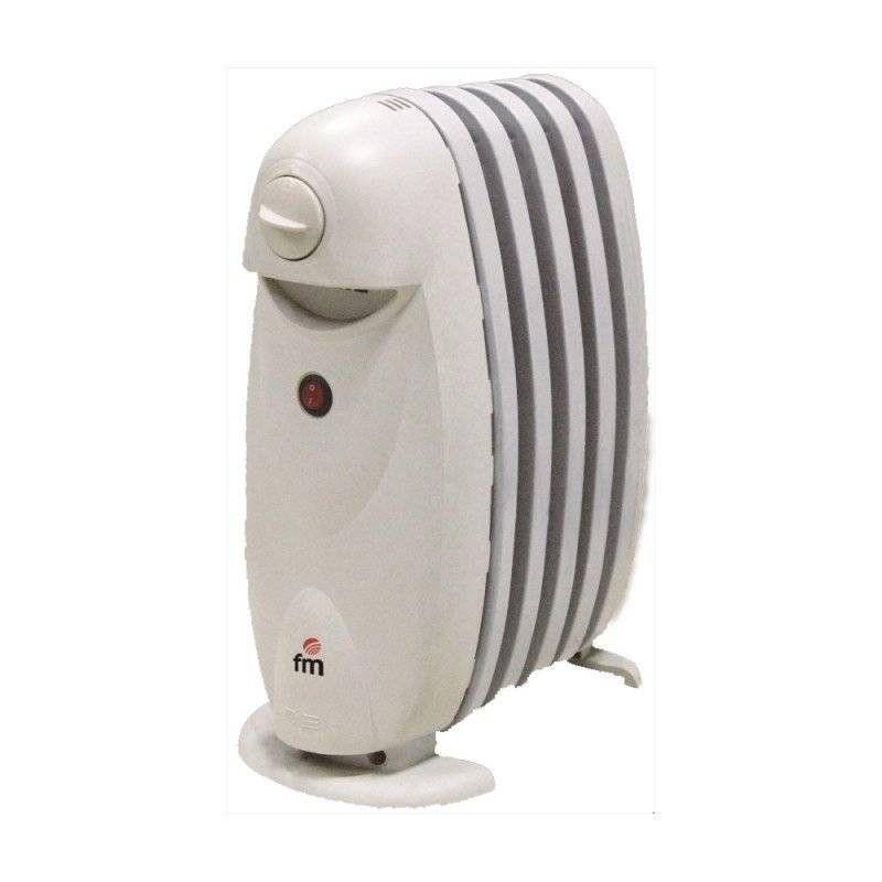Radiador auxiliar FM R5 Mini 600w 5 Elementos Termostato